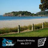 Sharky - Bazza's Birthday mix 2017