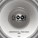 Generation Kill- Prog House Disc 1