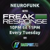 Freak Response - Bassport FM Show Tuesday 24th May 2016