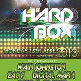 chop and change hardbox mix 15th of april