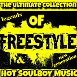 the ultimate collection of freestyle legends&new generation