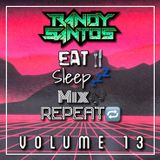 EAT, SLEEP, MIX, REPEAT. VOL. 13