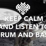 "Anber - Special mix for ""Keep calm and listen to DnB: October"""