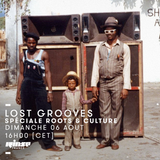 "Lost Grooves Radio Show #34 Rinse Fr (special Reggae, 90's Dancehall, Roots & Dub strictly 7"")"