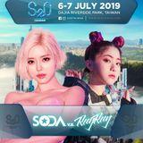 SODA b2b RayRay Live at S2O Taiwan 2019 (July 6 Day 1)