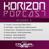 Horizon Podcast - Episode 002 (with Colonial One)