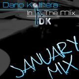Dano Kothera - January 2012 Promo Mix