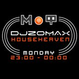 DJ ZOMAX - House Heaven episode 84 (www.radiomof.mk)