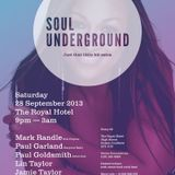 Paul Goldsmith at Soul Underground - 28th September 2013