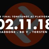 Deadbone 02.11.18 The Final Tonstungt at Platform 4 Aalborg DK