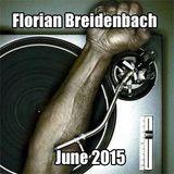 Florian Breidenbach - June 2015