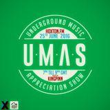 UMAS JUN16 on Hoxton.FM