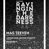 Dj Manuel V @ Game Over Raving In The Darkness - Minimal Suite 24-10-2014