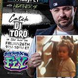 Dj Toro Live on SiriusXMfly Throwback Mix Pt.1