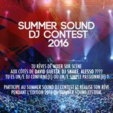 Mixtape for the Summer Sound DJ Contest