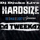 Dj Djuke Live @ Hardsize - Starfish Aachen 19-5-2017