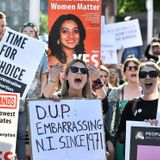 Abortion Laws in Ireland and Womens Suffrage TX080618