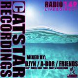 CATSTAR RECORDINGS RADIO SHOW 149