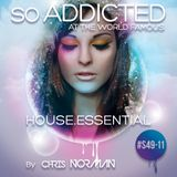 "Mix ""So Addicted"" House Essential #S49-11 by Chris Norman"
