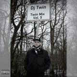 Twin Mix Vol. 5 (Best of new Hip Hop, R'n'B & Dancehall)