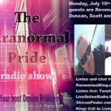 The Paranormal Pride-Revenant Acres -7-10-2017