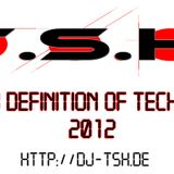 my Definition of Techno 2012