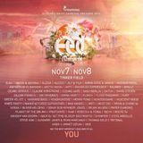 2014.11.08 - Amine Edge & DANCE @ EDC, Orlando, USA