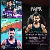Guy Scheiman China tour July 2015 LIVE from Destination, Icon and Papa