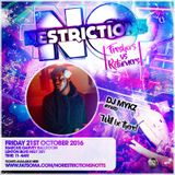 #NoRestrictionsNotts Old School Afrobeats