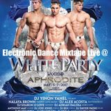 "Electronic Dance Mixtape Angels White Party ""17"