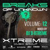 Breaks Of Unknown Vol. 12 - DJ D-Xtreme