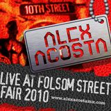 Alex Acosta Live At Folsom Street Fair 2010