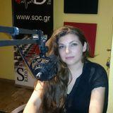 Η Κατερίνα Κυρμιζή στον S Radio
