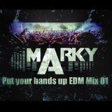 Put your hands up EDM Mix #01