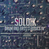 Drum & Bass Classics 4 Promo Mix (2016)
