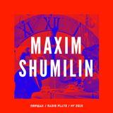 Maxim Shumilin - Radio Plato & 34mag NY 2019 Music Marathon (Soul)