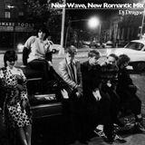 New Wave, New Romantic Mix I (10/02/2016)