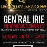 Gen'ral Irie - New Music sunday 110318