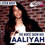 Aaliyah Mix (The Norté Show) - 18th January 2015