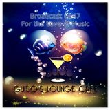 Guido's Lounge Cafe Broadcast 0147 For the Love of Music (20141226)
