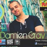 Damien Gray live @ Pinamar Line Up  August 10 2013