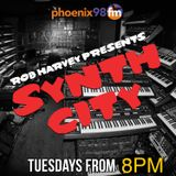 Synth City - Aug 22nd 2017 on Phoenix 98FM