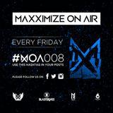Blasterjaxx - Maxximize On Air 008