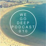 We Go Deep #010 podcast mixed by Dry & Bolinger