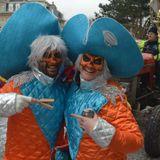 carnavalstoet zondag 2017 Heist-aan-zee