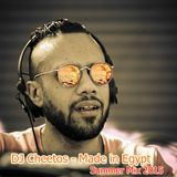 DJ Cheetos - Made In Egypt - Summer Mix 2015 (10.07.2015)