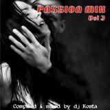 PASSION MIX VOL.3  ( By Dj Kosta )