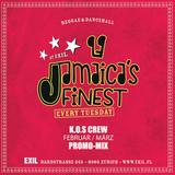Jamaicas Finest Feb/März2016 Mix