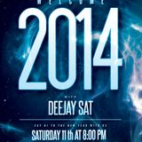 Caribbean Mix Session - Dj Sat - 11.01.14 - Welcome 2014