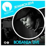 The Groovemoove Sessions - Show 3 [Guest Mix by Boisanza]